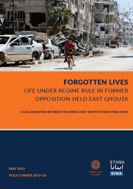Life Under Regime Rule in East Ghouta