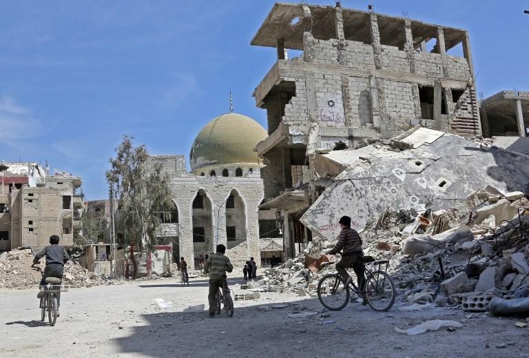 Despair and Decay: East Ghouta After 18 Months of Renewed Regime Rule