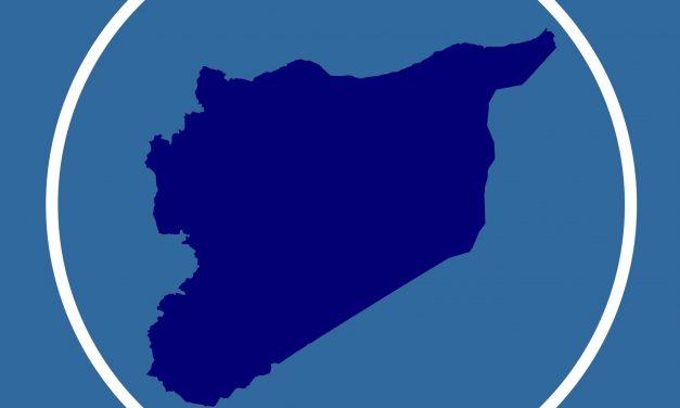 Military Control Across Syria – January-2021