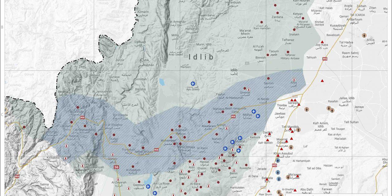 Syria Military Brief: North-West Syria – 01 July 2021